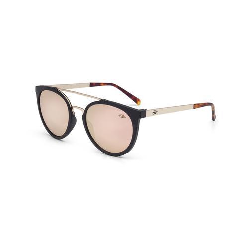 Óculos de Sol Mormaii LOS ANGELES M0062 AEI 46 Preto Lente Espelhada Rosa  Tam 49 f3584eb798