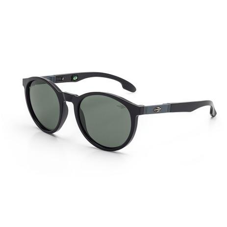 bfd79608a95a8 Óculos de sol mormaii maui nxt infantil preto brilho lente cinza preto-cinza