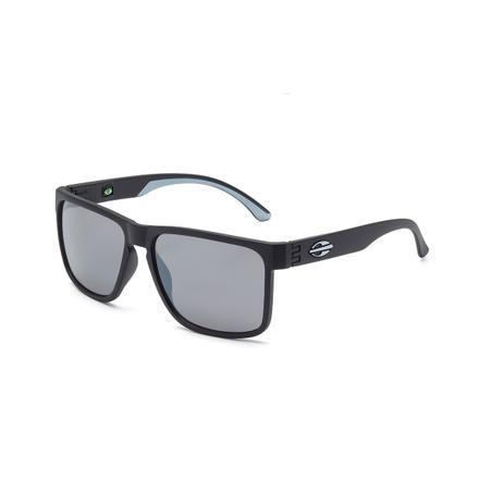 69dfb7237 Óculos de Sol Mormaii MONTEREY M0029 ABP 09 Preto Lente Espelhada Prata Tam  56