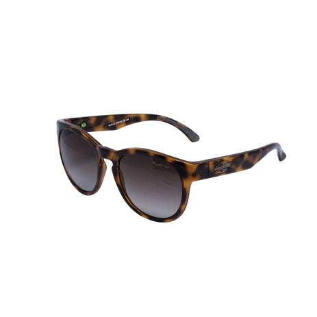 6a93c26dfea2c Óculos de Sol Mormaii Polarizado Feminino MOO10F2148 - Acetato Tartaruga e  Lente Marrom Degradê