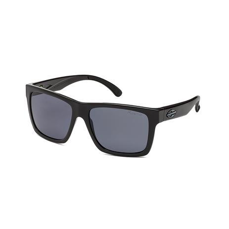 Óculos de Sol Mormaii SAN DIEGO M0009 A02 03 Preto Lente Polarizada Cinza  Tam 55 7426930305