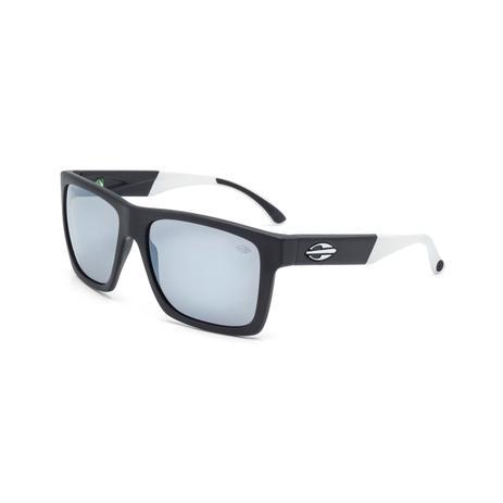 Óculos de Sol Mormaii SAN DIEGO M0009 AAT 09 Preto Lente Espelhada Prata  Tam 55 7c9f861fe1