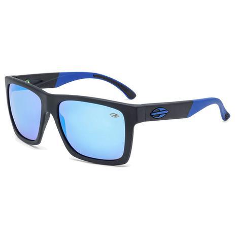 Óculos de sol mormaii san diego preto fosco lente revo az preto-azul ... f5fd48e750
