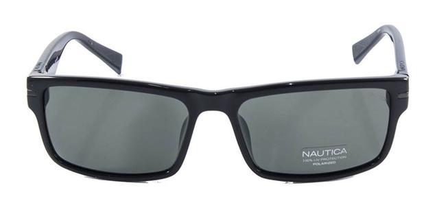 Óculos de Sol Nautica N6186S Preto - Óculos de Sol - Magazine Luiza 891368866a