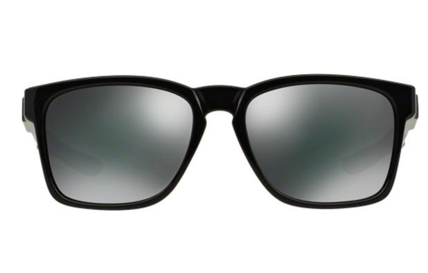 ac33a5da2858d Óculos de Sol Oakley Catalyst OO9272 02 Preto Polido Lente Preto Iridium  Tam 56