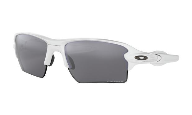 39637d933 Óculos de sol Oakley Flak 2.0 XL White Prizm Black Polarized ...