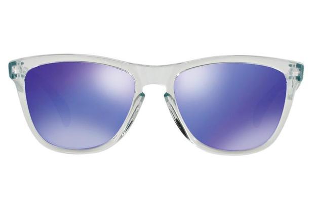 042645a8c Óculos de Sol Oakley Frogskins OO9013 24-305/55 Preto - Óculos de ...