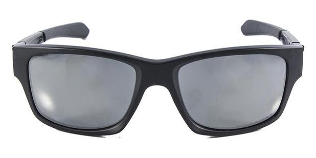 293099f6bbf42 Óculos de Sol Oakley Jupiter OO9135 Preto Fosco Polarizado Lente Espelhada