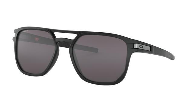 4851ecaaec2dc Óculos de Sol Oakley Latch Beta Matte Black Prizm Grey - Óculos de ...