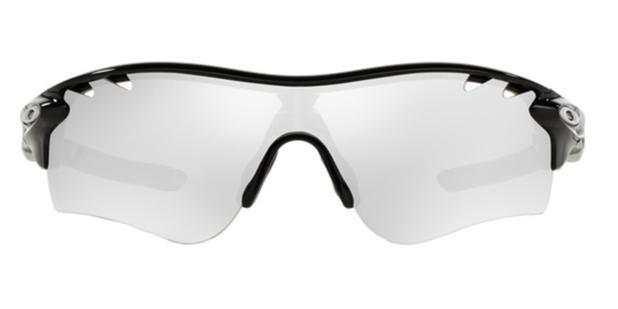 828ca8dd0ebb0 Óculos de Sol Oakley Radarlock Path OO9181 Preto Polido Lente Fotocrômica