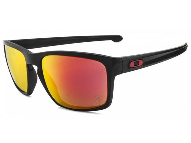 25a37e1e2b669 Óculos de Sol Oakley Sliver Ferrari OO9262-12 - Óculos de Sol ...