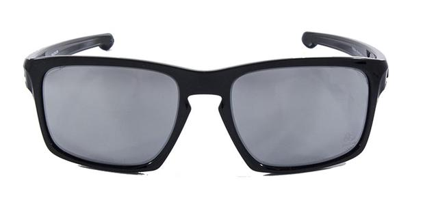 6581d93c1b3d9 Óculos de Sol Oakley Sliver Olimpíadas (RIO2016) OO9262 Preto Lente Cromo  Iridium