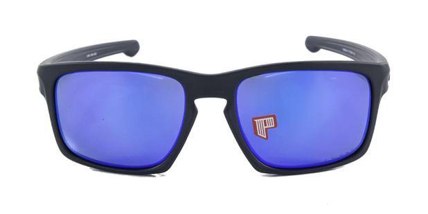 9052609272299 Óculos de Sol Oakley Sliver OO9262 Preto Lentes Iridium Polarizado ...