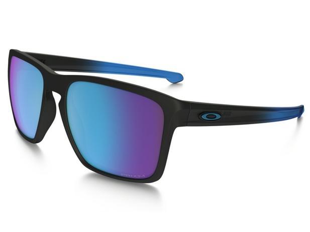 Óculos de Sol Oakley Sliver XL OO9341-1357 Polarizado - Óculos de ... f8adf3b22a
