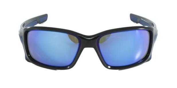 d04d3dfdce Óculos de Sol Oakley Straightlink OAK9331 Preto Lentes Azul Iridium Tam 58