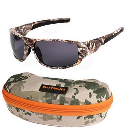 c53569d4f Óculos de Sol Polarizado Camuflado Uv Outsun + Case - Lei li imports ...