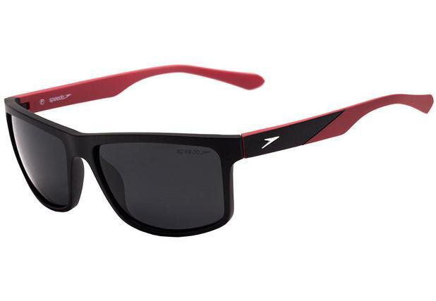 759025c1e Oculos de Sol Polarizado Speedo Camaguey A01 Vermelho - Óculos de ...