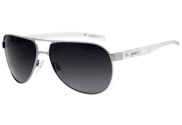 9f3617598 Oculos de Sol Polarizado Speedo SP 3037 03A Transparente - Óptica ...