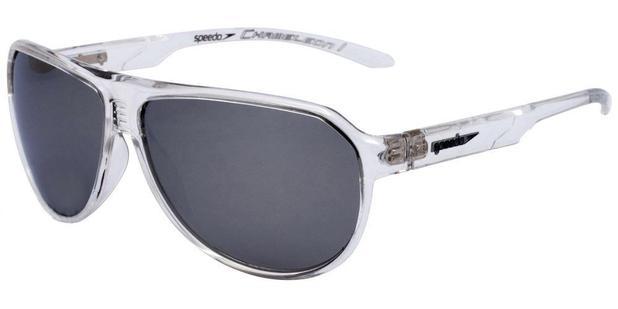 b81aab8fb7e14 Oculos de Sol Polarizado Speedo SP5008 T02 Transparente - Óculos de ...