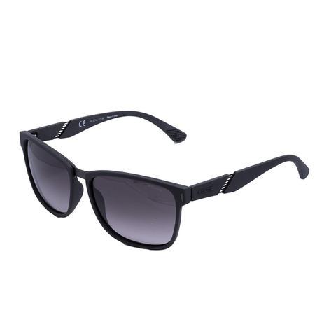Óculos de Sol Police SPL350 COL.09U5 - acetato preto fosco, lente cinza befa6b6114