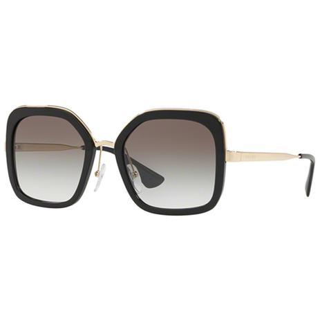 c539f096e Óculos de Sol Prada 57 US Preto 1AB/0A7 - Óculos de Sol - Magazine Luiza
