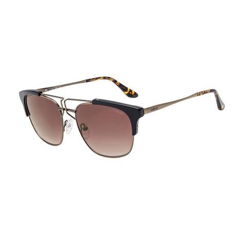 Óculos De Sol Preto Dourado E Demi Marrom Lente Degradê C0080 Colcci ... 1e1b8b1e60