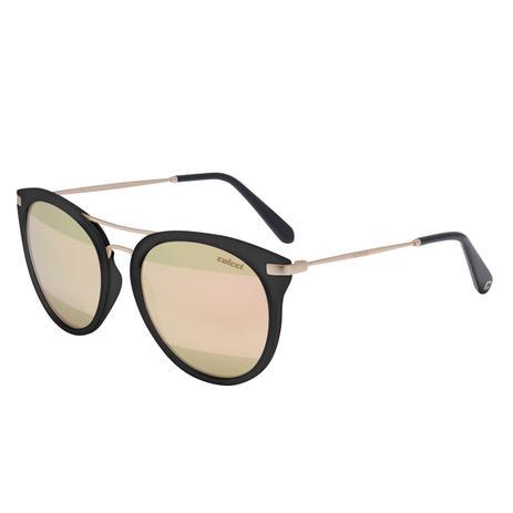 Óculos De Sol Preto E Dourado Fosco Linda C0095A1539 Colcci - Óculos ... 1b05f62cce