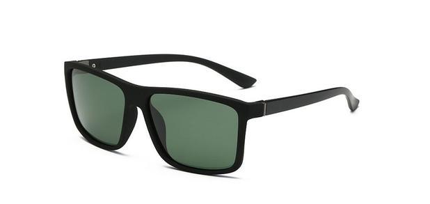 fábrica auténtica 25c4f 5fdfc Óculos de Sol Quadrado com Lentes Polarizadas e com Proteção UV400 - Vinkin