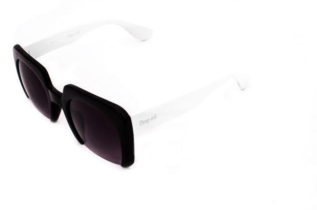 d3bd25c75cc8e Óculos de Sol Quadrado Drop mE Cut Color Block - Drop me acessorios ...