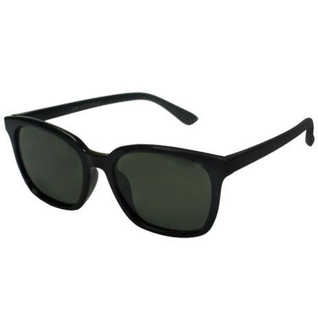 d20ba9e93 Oculos De Sol Quadrado Polarizado Preto Masculino 706 - Izaker ...