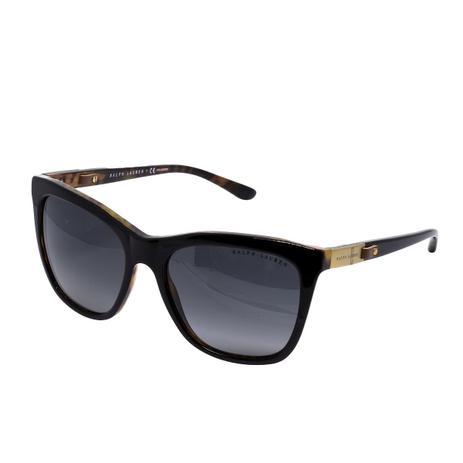 aa023f501 Óculos de Sol Ralph Lauren RL8151Q 5260T3 - Acetato Tartaruga Marrom, Lente  Cinza Degradê