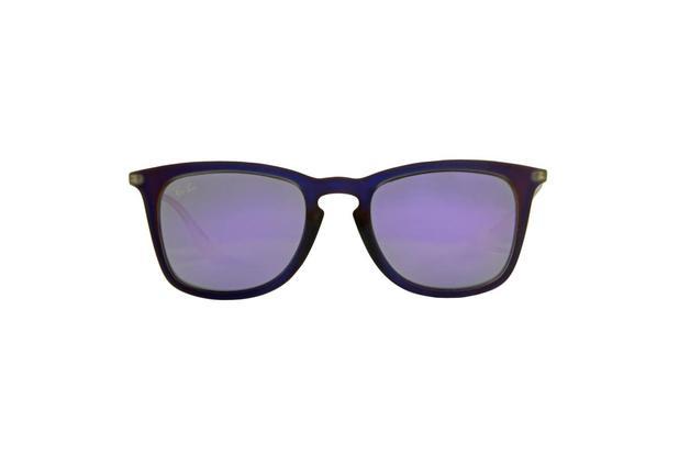 03e6ae74ef1a7 Óculos de Sol Ray-Ban 100 Proteção U.V. Ópticas Melani Roxo - Óculos ...