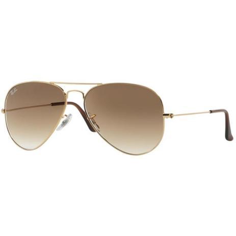 1a74ec89c Óculos de Sol Ray Ban Aviador 3025L 001/51 | Menor preço com cupom