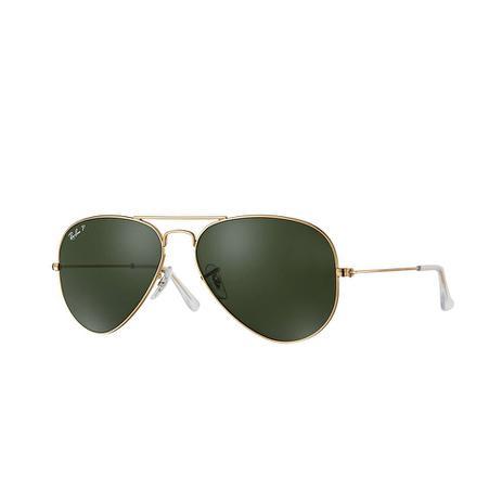 c6fc3cf03 Óculos de Sol Ray Ban Aviador 3025L 001/58 | Menor preço com cupom