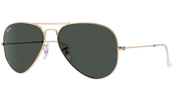 Óculos De Sol Ray Ban Aviador Large RB3026 2846 Tam62 - Ray ban original 3ce9bb5fda