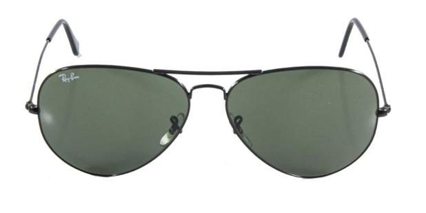 93438ed341722 Óculos de Sol Ray Ban Aviador Large RB3026 Preto Lente G15 62mms - Ray-ban