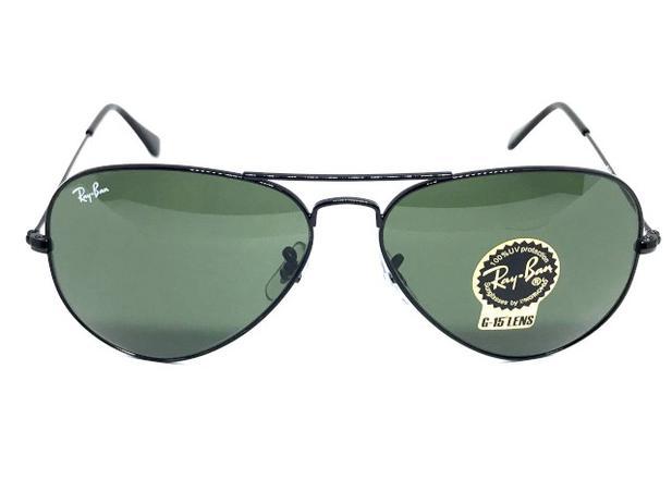 Oculos de sol Ray Ban Aviador médio RB 3025L L2823 58 - Óculos de ... 9f104fbc15
