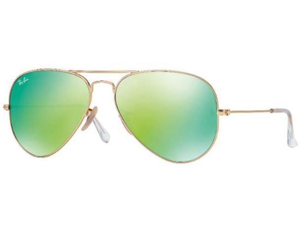 Óculos De Sol Ray Ban Aviador RB3025 112 19 Tam.58 - Ray ban original 47c67bedcd