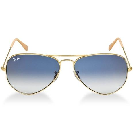 3e3725071a4 Óculos de Sol Ray Ban Aviator Large Metal RB3025L 001 3F 2N - Óculos ...