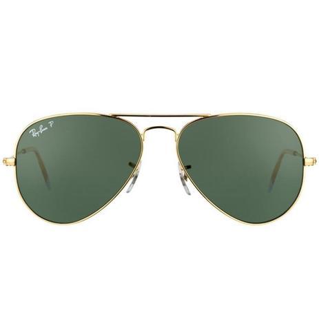 da0b1aefd8d37 Óculos de Sol Ray Ban Aviator Large Metal RB3025L 001 58 3P - Óculos ...