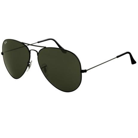 613217554 Óculos de Sol Ray Ban Aviator Large Metal RB3026L L2821 62 3N ...
