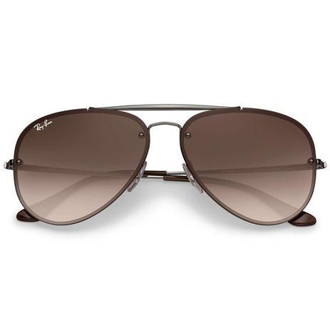 3a45f9688c362 Óculos de Sol Ray Ban Blaze Aviator RB3584N 004 13 61 - Óculos de ...