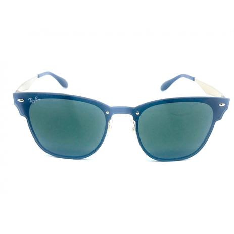 3ae66e552 Oculos de sol RAY BAN Blaze Clubmaster RB3576N 043 71 41 ...