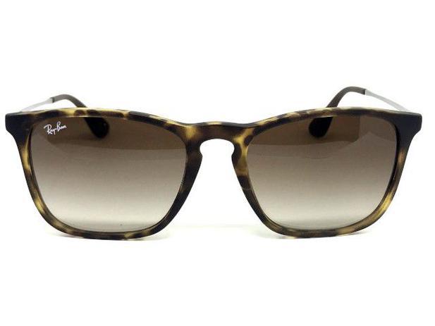 24c7954e6e716 Oculos de sol Ray Ban Chris RB 4187L 856 13 54 - Óculos de Sol ...