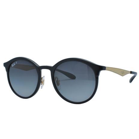 2486cacb7 Menor preço em Óculos de Sol Ray Ban Emma Polarizado RB4277 6306T3 - Acetato  Preto/