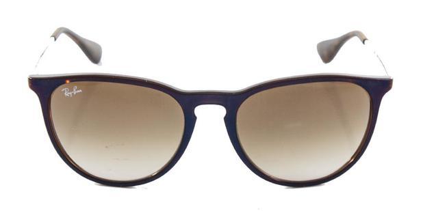 Óculos De Sol Ray Ban Erika RB4171 Marrom - Ray-ban - Óculos de Sol ... 8e354014d0