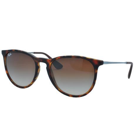 459b65dd8381b Óculos de Sol Ray Ban Erika RB4171L 865 13 - Acetato Tartaruga ...