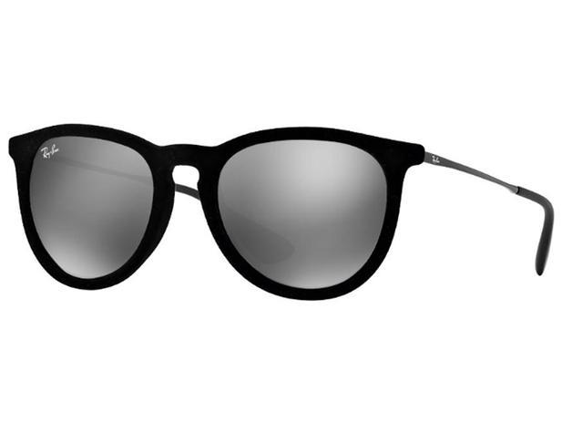 Óculos De Sol Ray Ban Erika Velvet Veludo Rb4171 6075 6G Tam.54 - Ray ban  original 3f5de5d10f