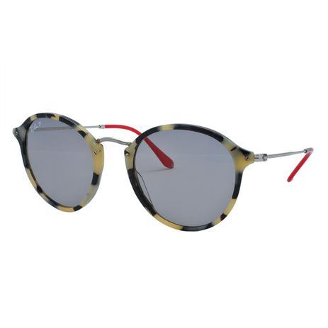 519195385a831 Óculos de Sol Ray Ban Feminino Polarizado RB2447 1247P252 - Acetado  Tartaruga Bege com Preto