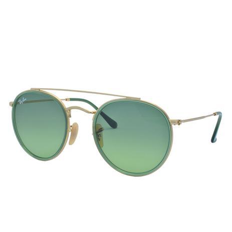 9bf25e919585e Óculos de Sol Ray Ban Feminino RB3647N 91224M - Metal Dourado ...